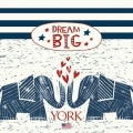 Tapeta York Dream Big WI0185 6
