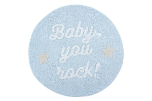 Lorena Canals Dywan - Baby, you rock!, Mr Wonderful & Lorena Canals