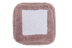 Lorena Canals Pufa Marshmallow Square Vintage Nude