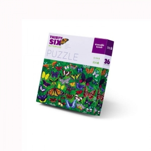 MOTYLE - puzzle 300 elem. Crocodile Creek